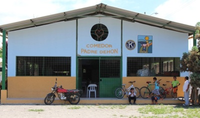The Dehon Soup Kitchen in Ecuador